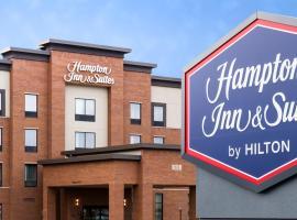 Hampton Inn and Suites La Crosse Downtown