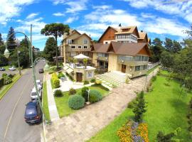 Sky Centro Hotel & SPA, boutique hotel in Gramado