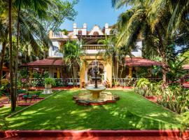 Casa Anjuna, hotel in Anjuna