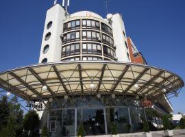 Hotel I, hotel near Jarun Lake, Zagreb