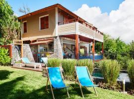 La Villa Paille en Queue