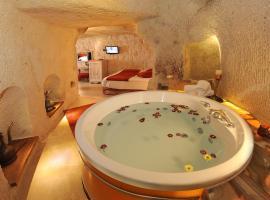 Tafoni Houses Cave Hotel, отель в городе Ортахисар