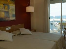 Hotel Roca Plana, hotel near Delta de l'Ebre, L'Ampolla