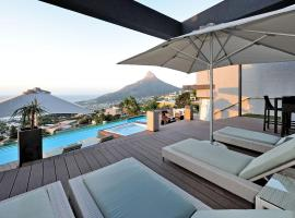 Sea Star Rocks Boutique Hotel, family hotel in Cape Town