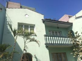 Colonial Style Apartment in San Isidro