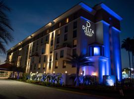 Delta Hotels by Marriott Orlando Lake Buena Vista, hotel v oblasti Lake Buena Vista, Orlando