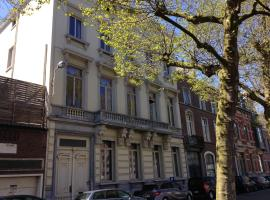 Business-flatsGhent, apartment in Ghent