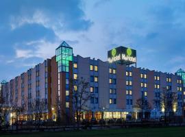H+ Hotel Leipzig-Halle, hotel in Halle an der Saale