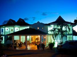 Castara Inn, hotel in Castara