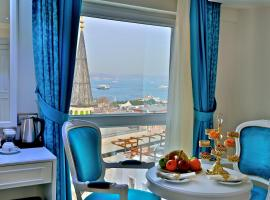 Glamour Hotel Istanbul Sirkeci