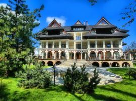Hotel Logos, hotel near Kasprowy Wierch Mountain, Zakopane