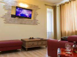 Viesnīca 4 star Luxury Apartment Liga on the Beach Liepājā, netālu no apskates objekta Koncertzāle 'Lielais dzintars'