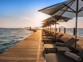 Swissôtel Resort Bodrum Beach, מלון בטורגוטריס