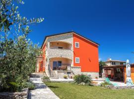 Apartments Villa Orange, room in Medulin