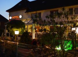 Hotel Krasemann, hotel in Isselburg