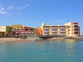 Lüderitz Nest Hotel – hotel w mieście Lüderitz
