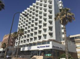 King Solomon Hotel, hotel in Netanya