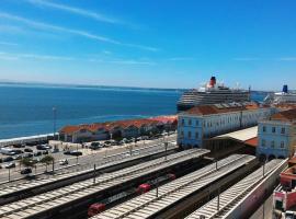 D_Loft River, hôtel à Lisbonne près de: Musée de l'Eau