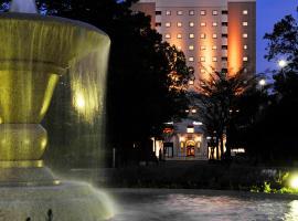Daiwa Roynet Hotel Yokohama-Koen, hotelli Jokohamassa