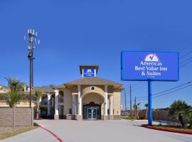 Americas Best Value Inn & Suites - Houston/Hwy 6 & Westpark, B&B in Houston