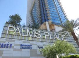 Palms Place Suite with Strip View, serviced apartment in Las Vegas