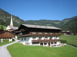 Hotel Andreas, Hotel in Alpbach
