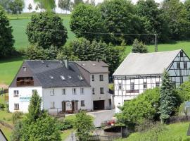 Pension Sonnenhof, Hotel in Wolkenstein