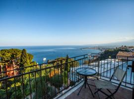 Panoramica sul mare - Taormina