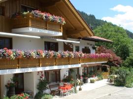 Gästehaus Amort, Hotel in Ramsau bei Berchtesgaden