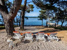 Apartments Mare & Mons Deluxe, hotel in Malinska