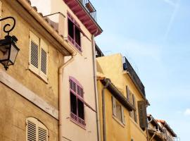 Maison Boa, hotel near Gare Maritime, Marseille