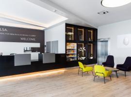 Hotel Ísland – Spa & Wellness Hotel