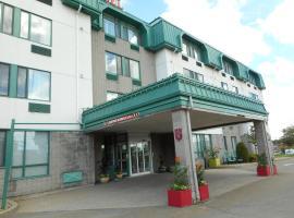 Hotel Plaza Quebec, hotel in Quebec City