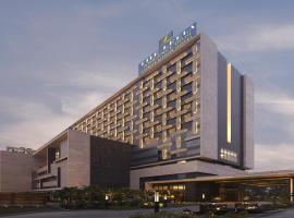 The Leela Ambience Convention Hotel Delhi