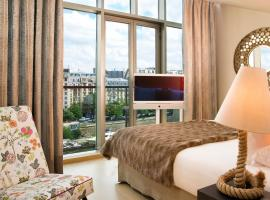 MEININGER Hotel Paris Porte de Vincennes, hotel em Paris