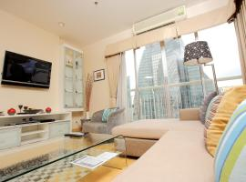 3 Bedroom Apartment at Sukhumvit, accessible hotel in Bangkok