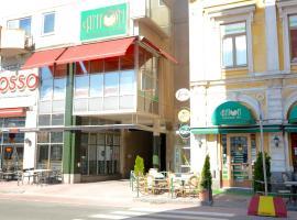 Torget Aparthotel, hotel in Pori