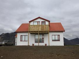 Sauðanes Guesthouse