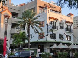 The Birchwood, hotel near Treasure Island Golf Tennis Recreation Center, St Petersburg