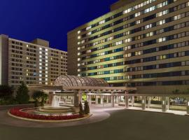 Hilton New York JFK Airport Hotel, family hotel in Queens