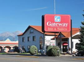Gateway Inn and Suites, accessible hotel in Salida