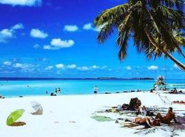 Ci-Ritorno View, guest house in Maafushi