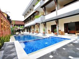 Jesens Inn II, hotel near Kuta Night Market, Kuta