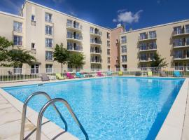 Résidence Du Parc Val d'Europe, viešbutis mieste Montévrain