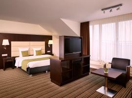 Hotel Charleroi Airport - Van Der Valk, hotel in Charleroi