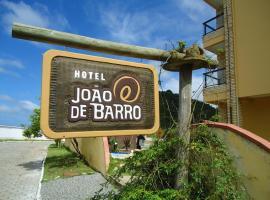Hotel Joao de Barro, hotel perto de Morro do Careca, Itajaí