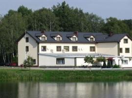 Hotel Czardasz, hotel in Września