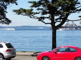 ALKI Magpie, vacation rental in Seattle