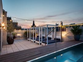 Hotel Midmost, hotell i Raval, Barcelona