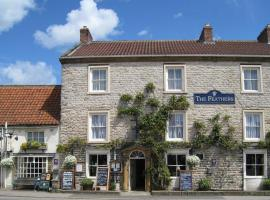 The Feathers, hotel in Helmsley